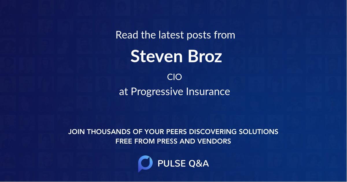 Steven Broz