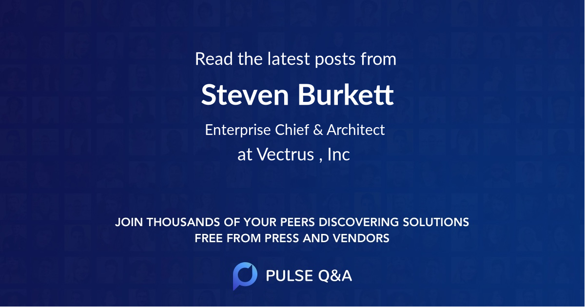 Steven Burkett