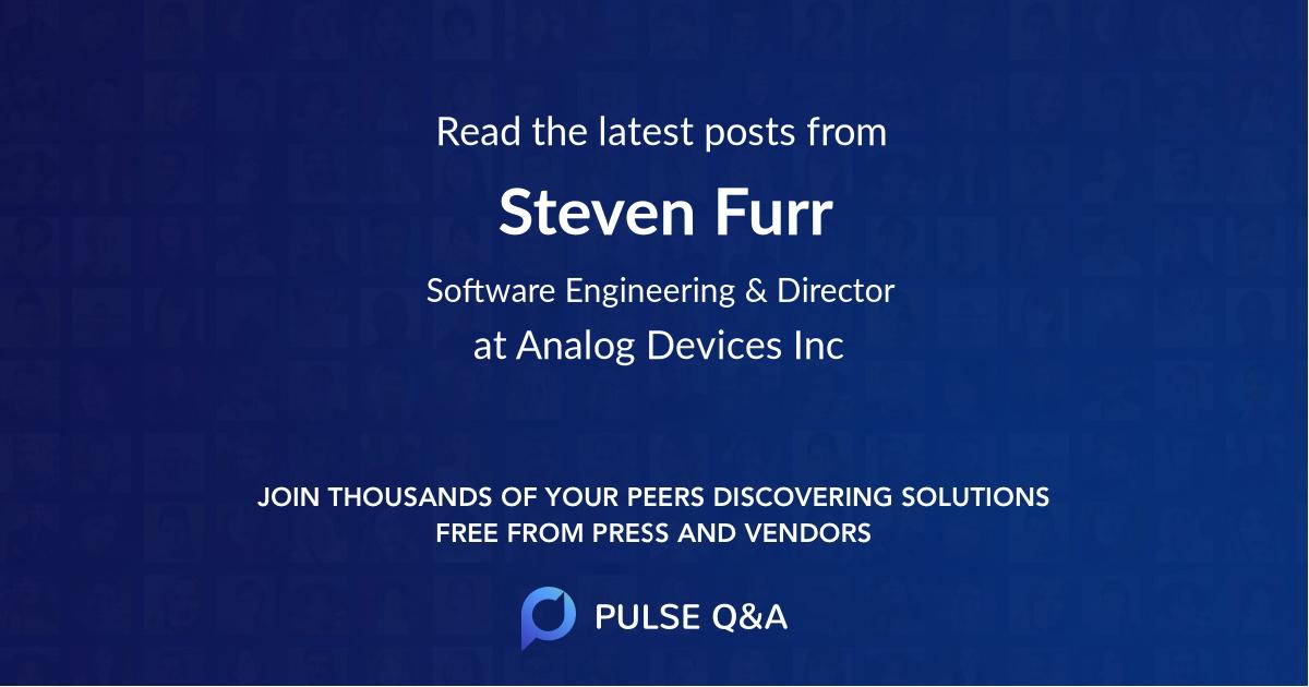Steven Furr