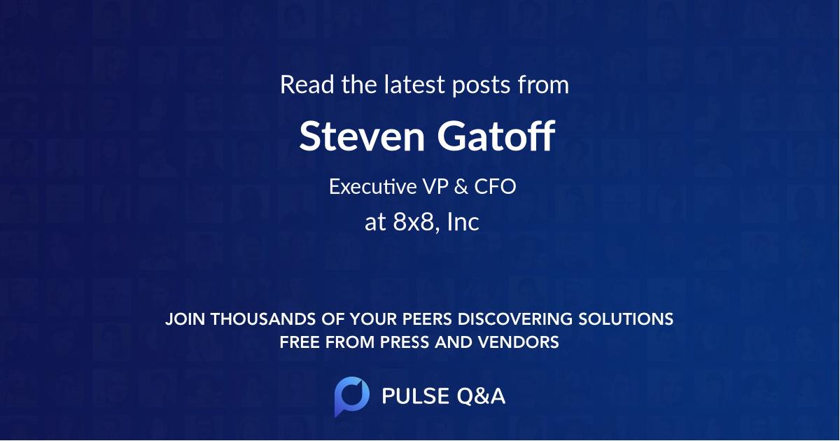 Steven Gatoff