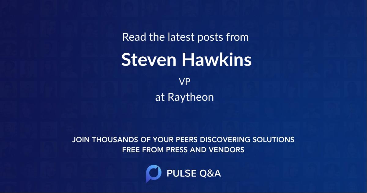 Steven Hawkins
