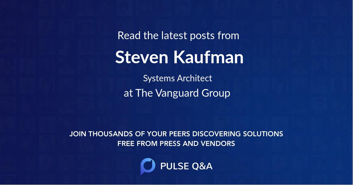 Steven Kaufman