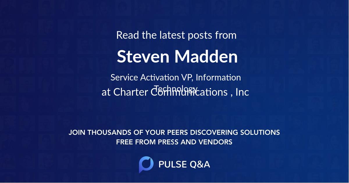 Steven Madden