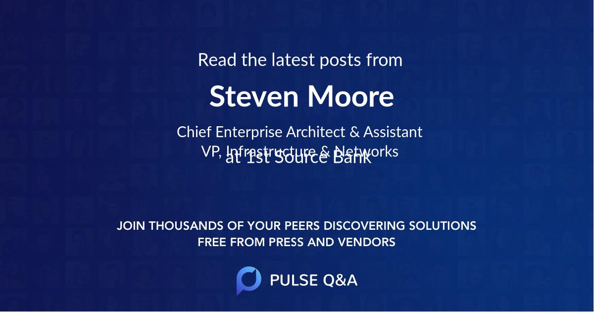 Steven Moore