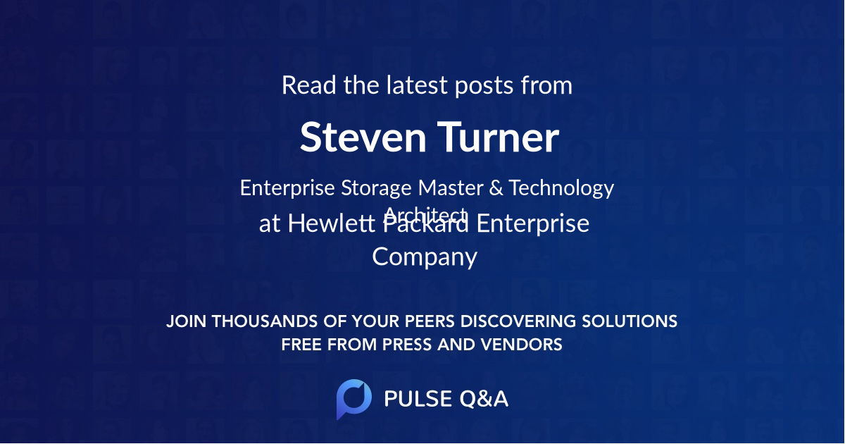 Steven Turner
