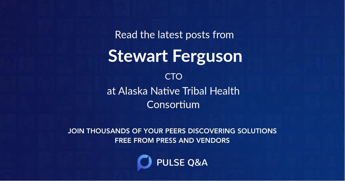 Stewart Ferguson