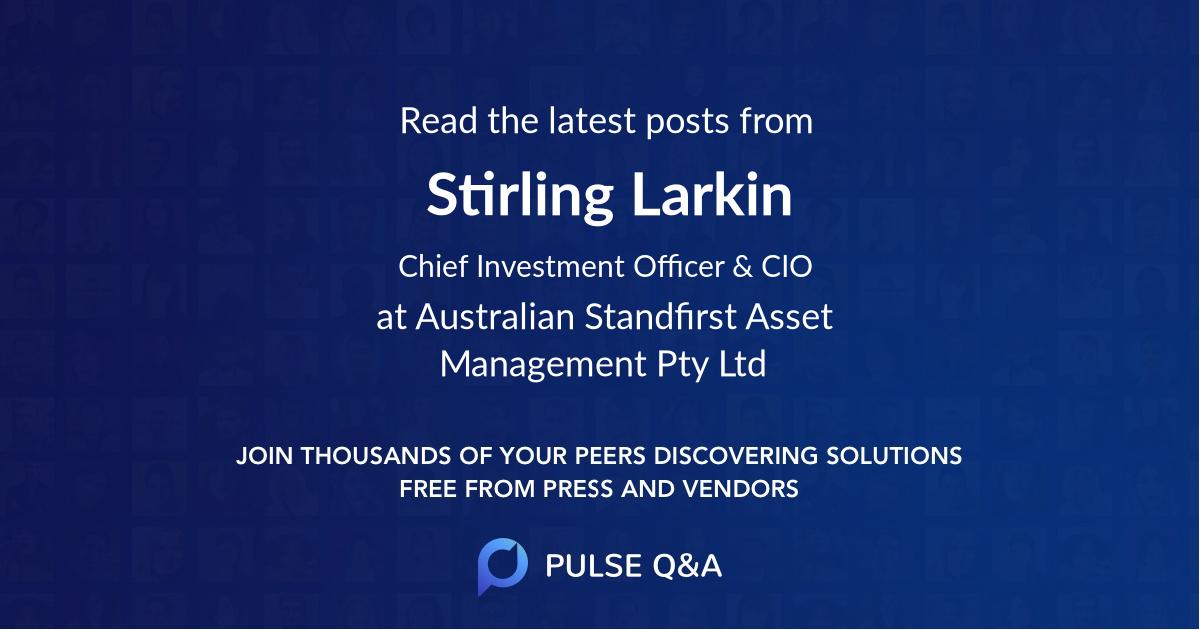 Stirling Larkin