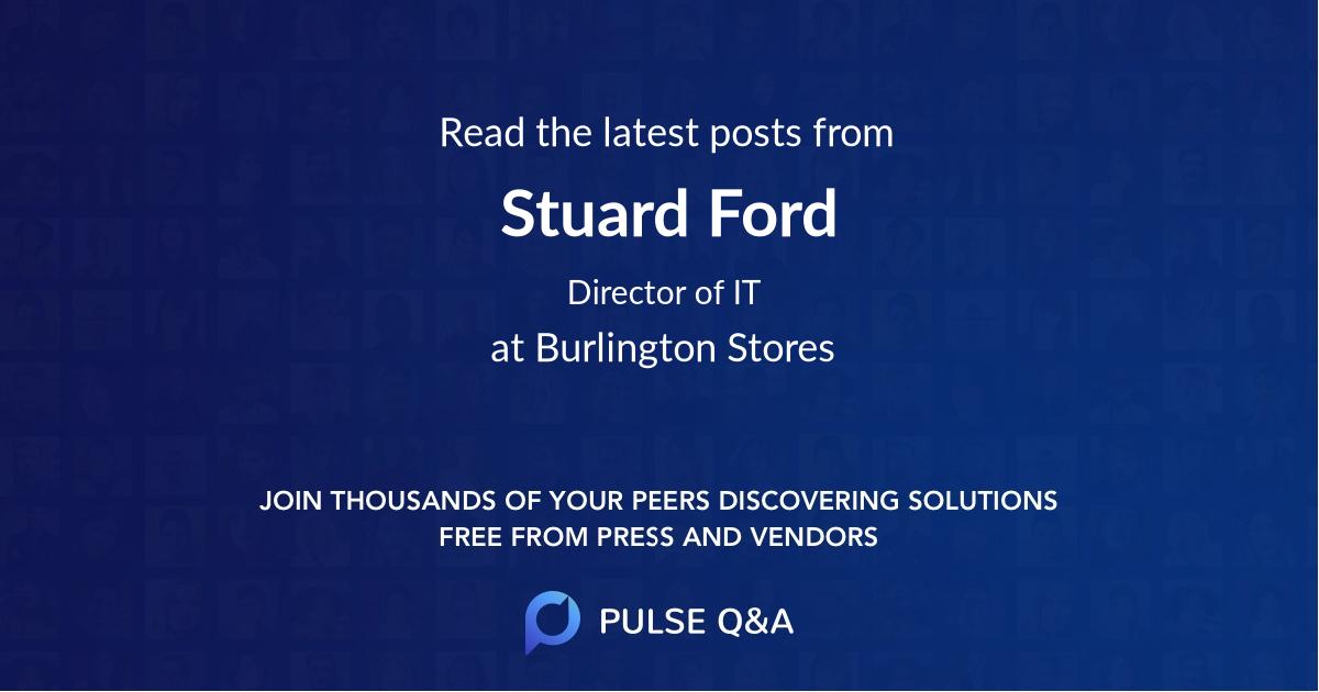 Stuard Ford