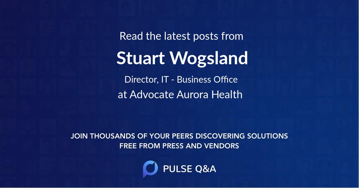 Stuart Wogsland