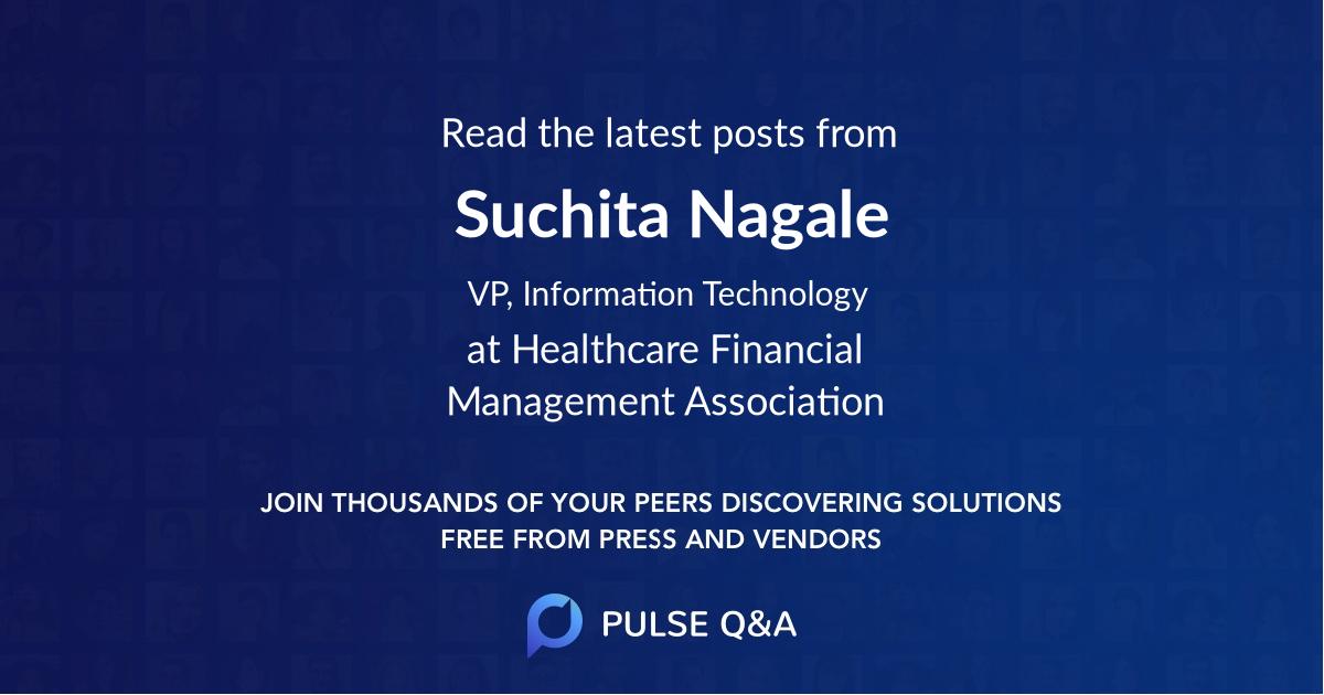 Suchita Nagale