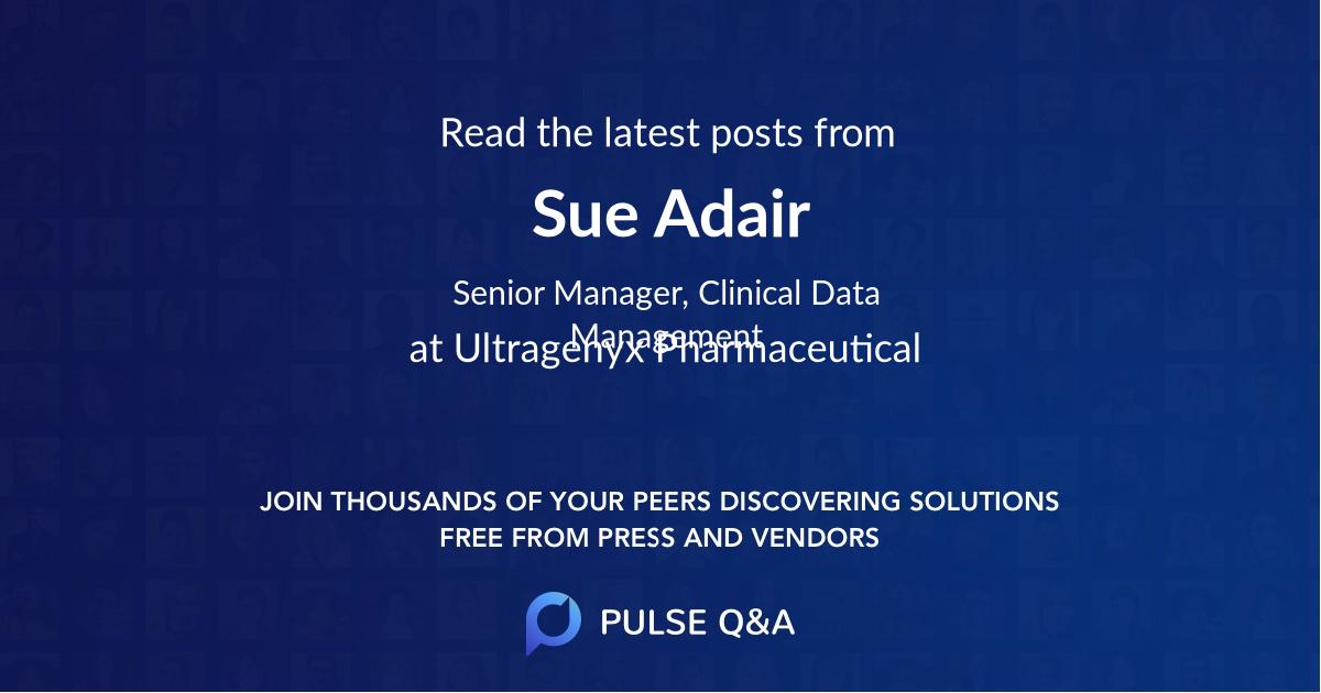 Sue Adair