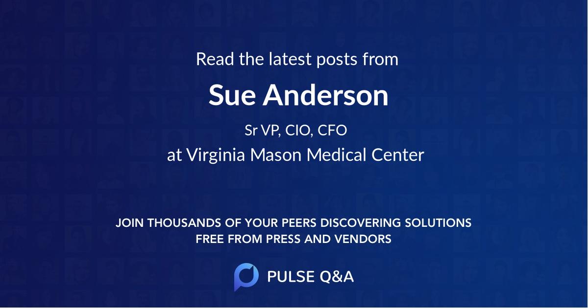 Sue Anderson
