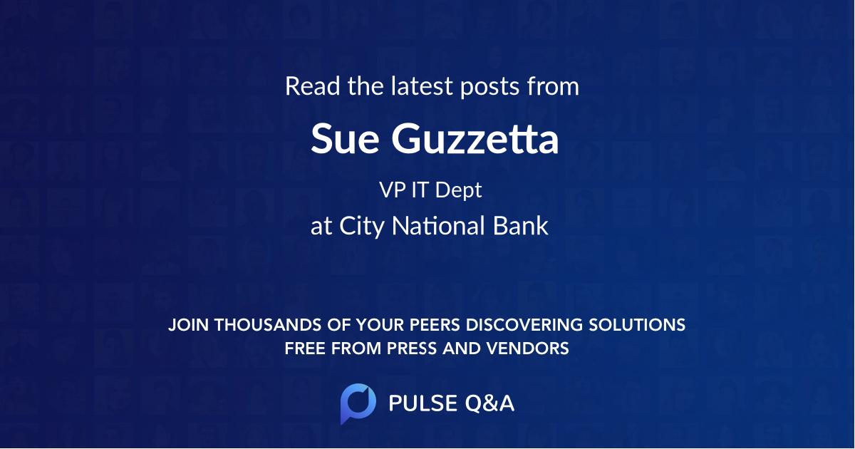 Sue Guzzetta