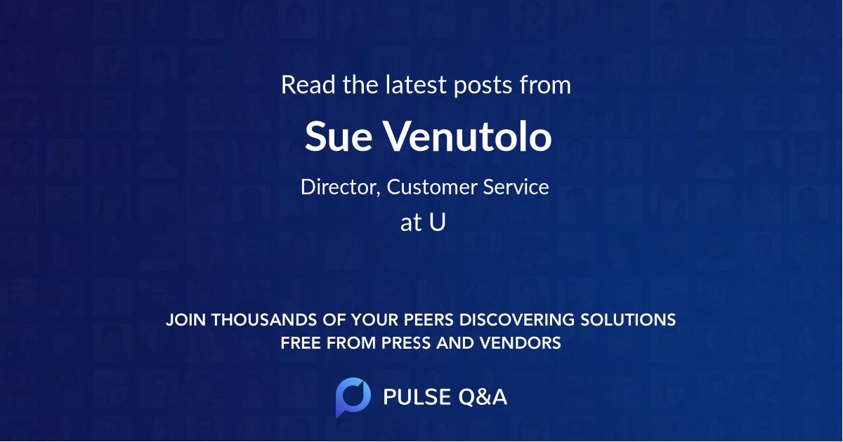 Sue Venutolo