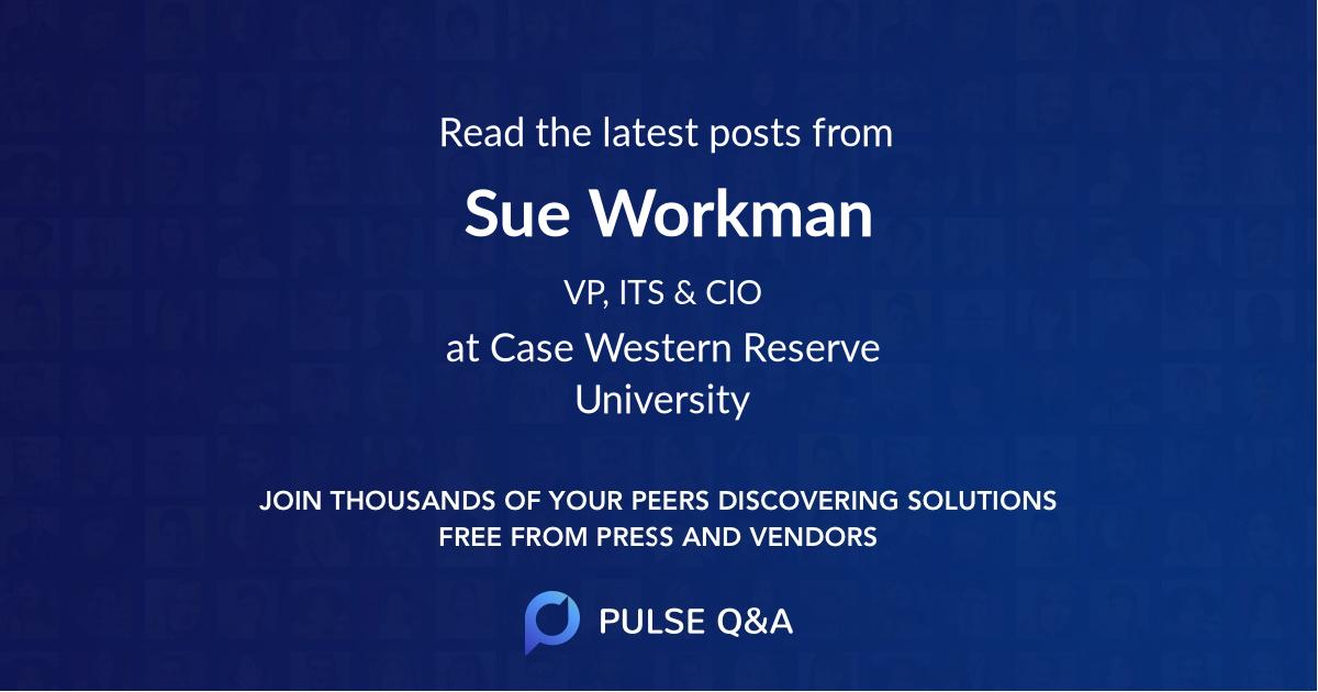 Sue Workman