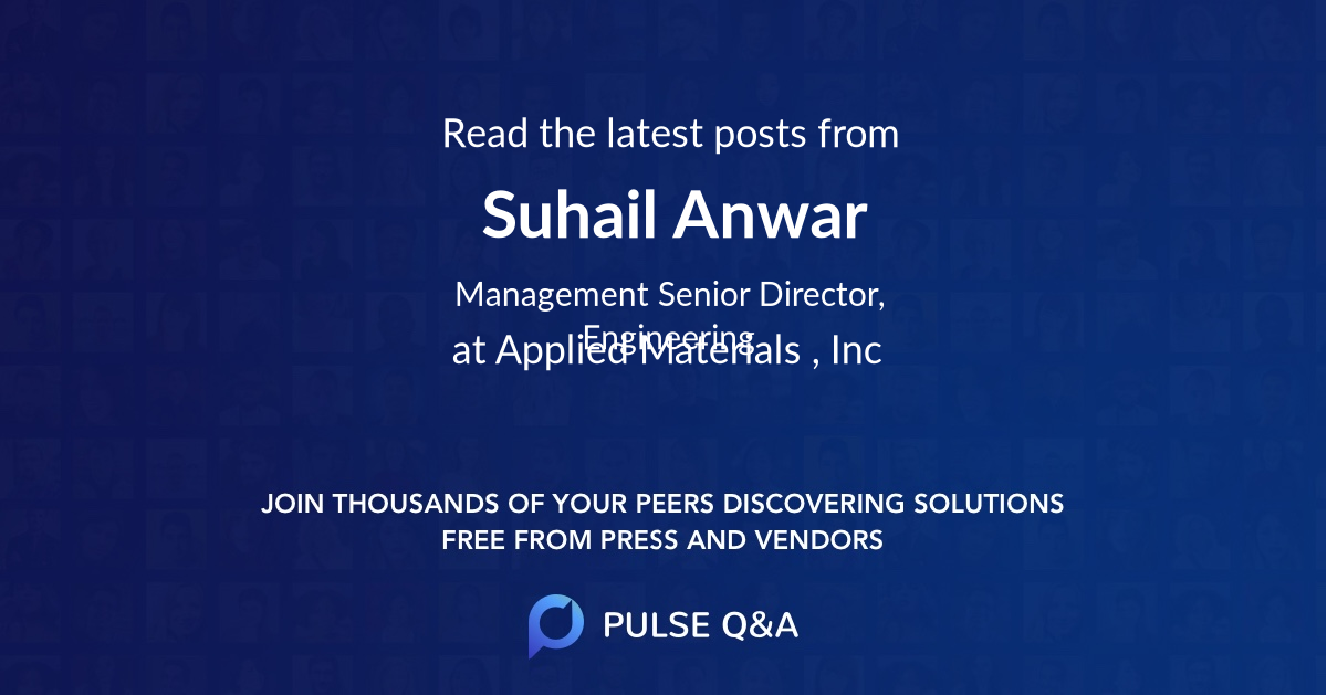 Suhail Anwar