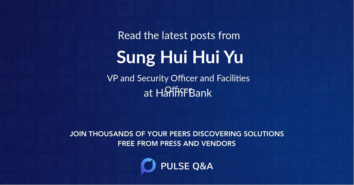Sung Hui Hui Yu