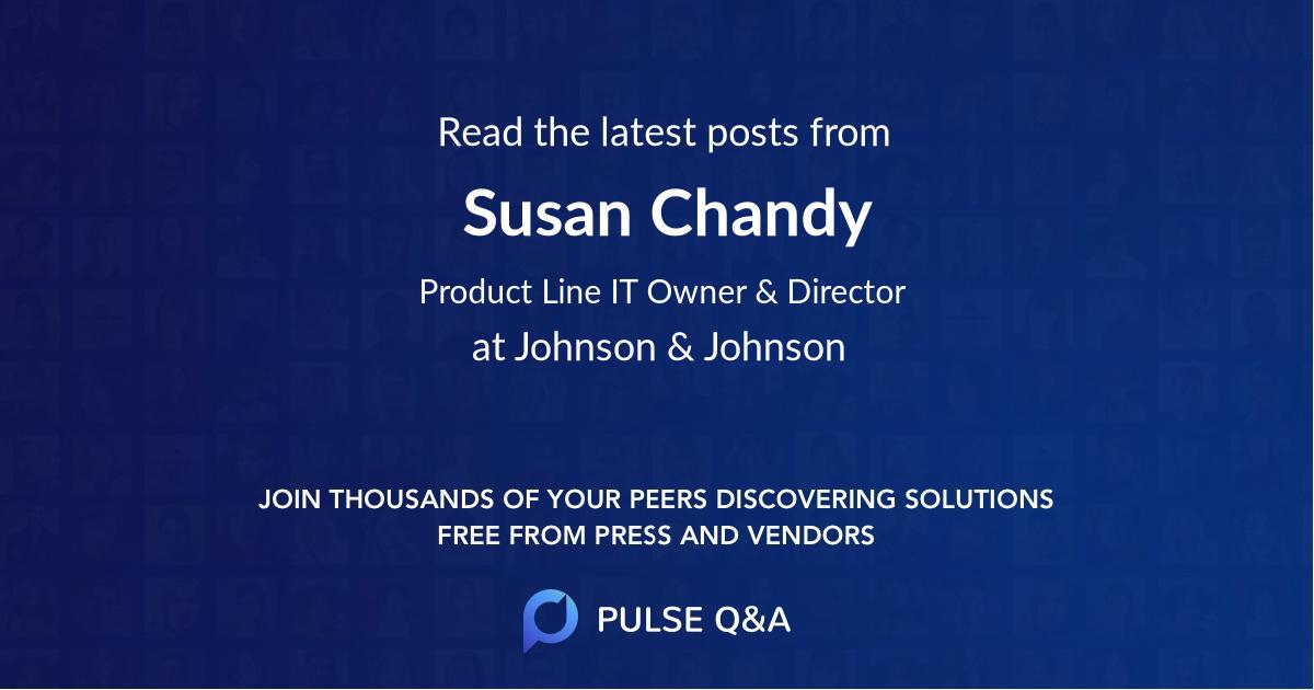 Susan Chandy