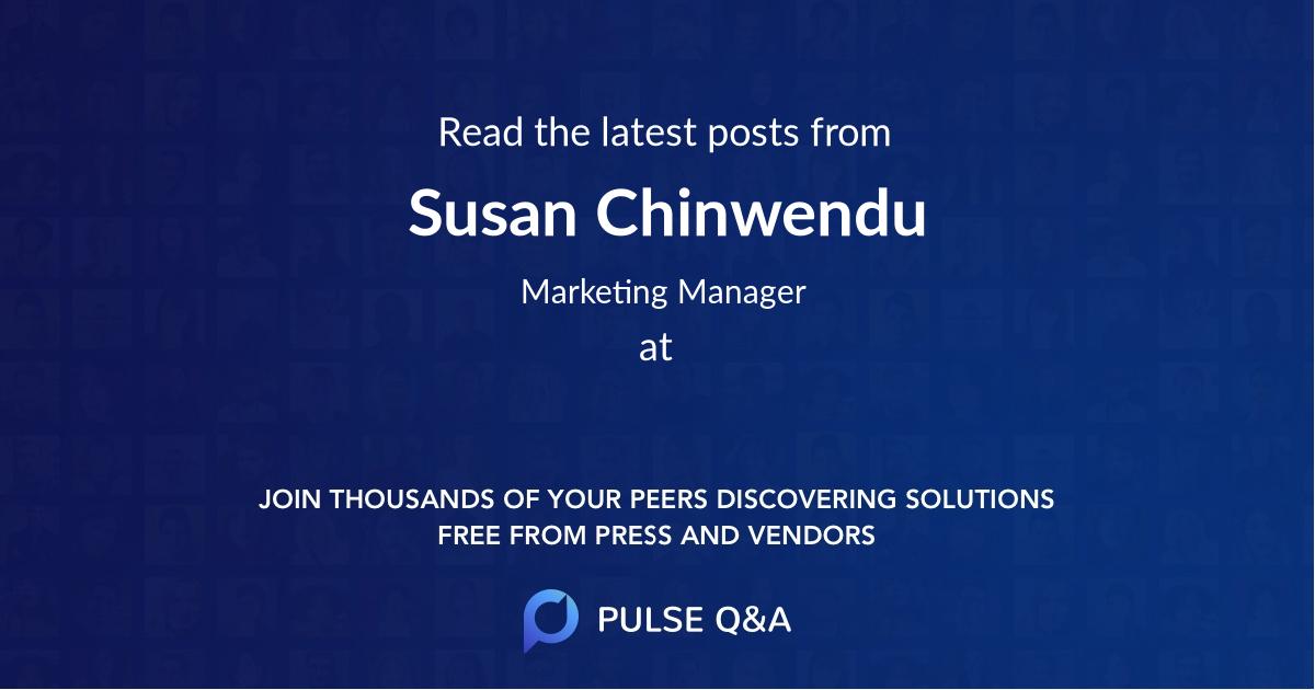 Susan Chinwendu