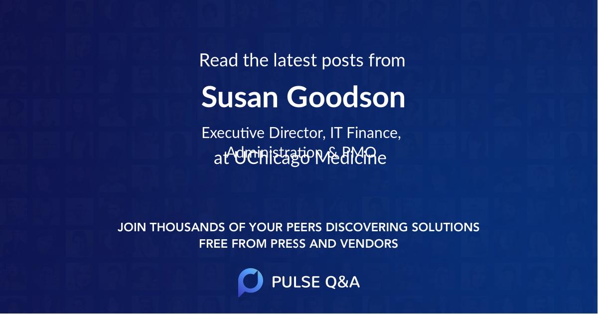 Susan Goodson
