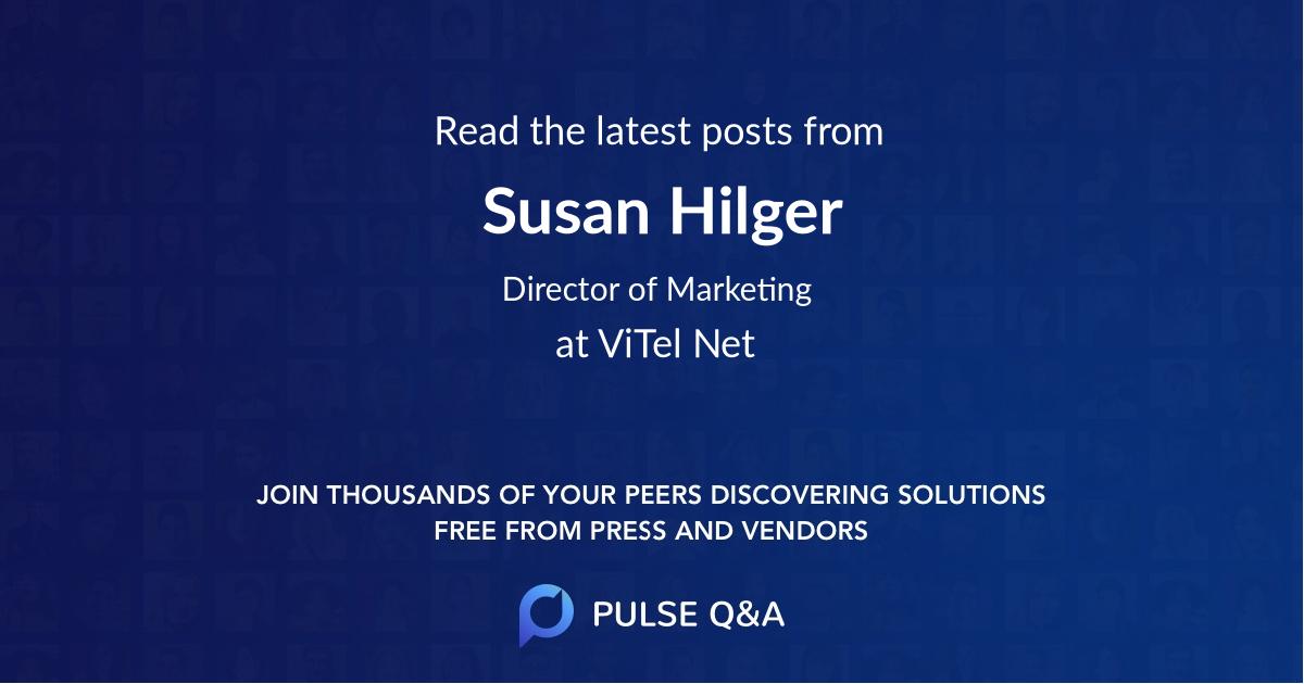 Susan Hilger