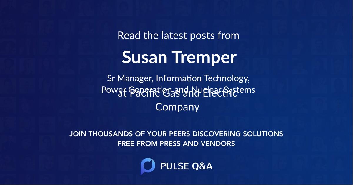 Susan Tremper