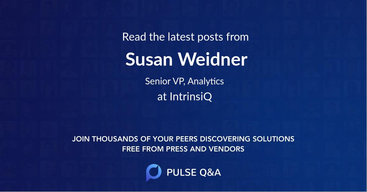 Susan Weidner