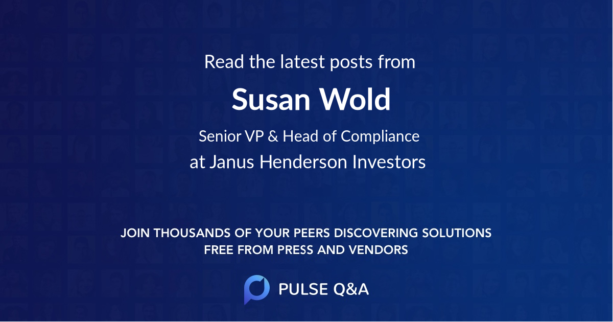 Susan Wold