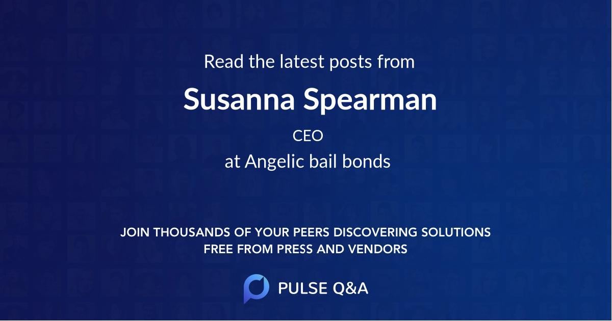 Susanna Spearman