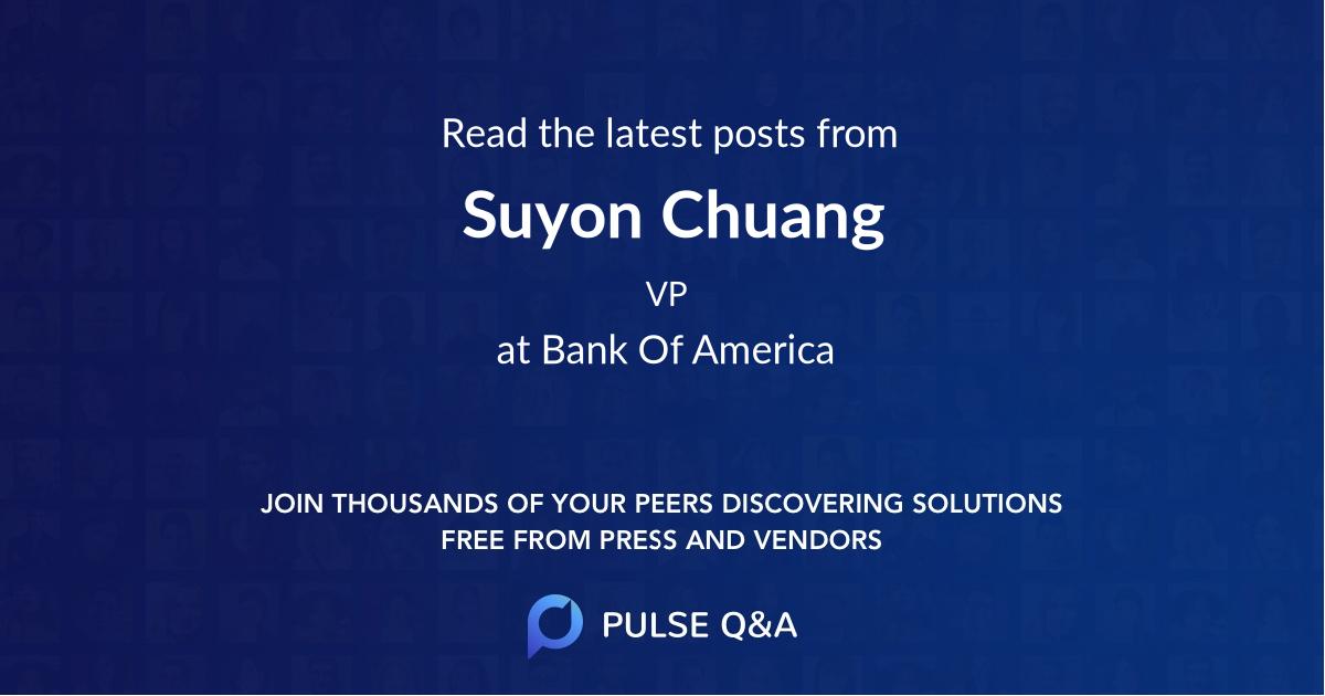 Suyon Chuang