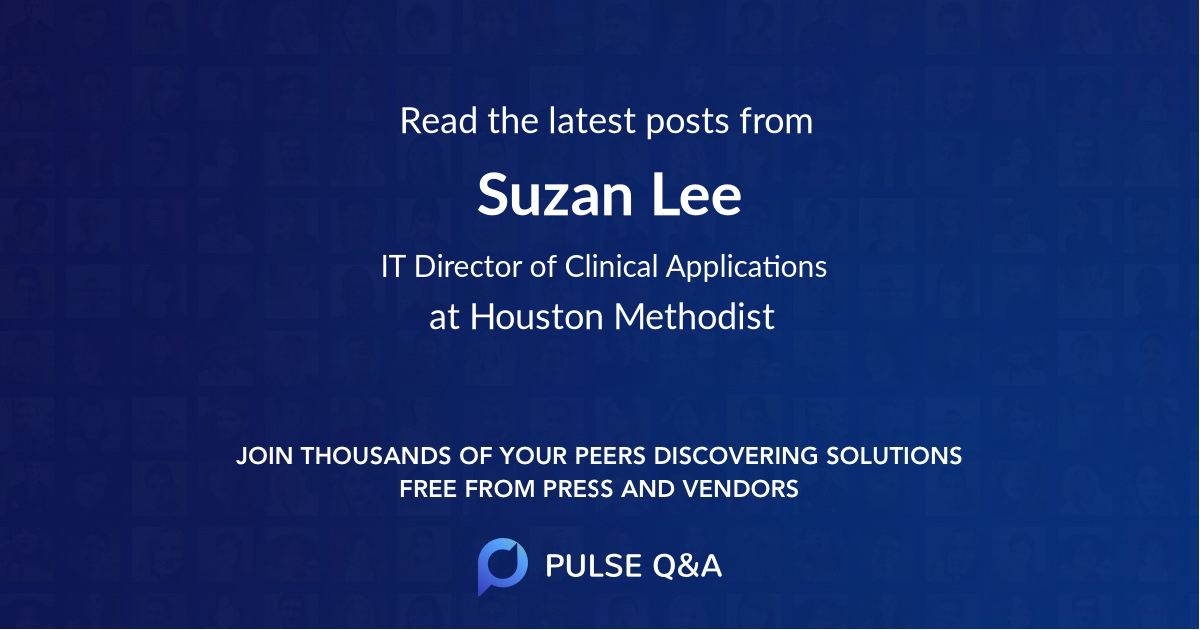 Suzan Lee