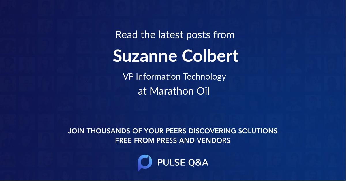 Suzanne Colbert