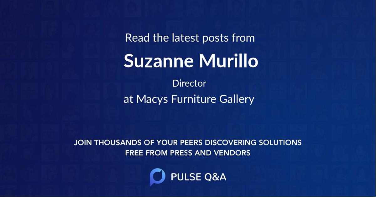 Suzanne Murillo