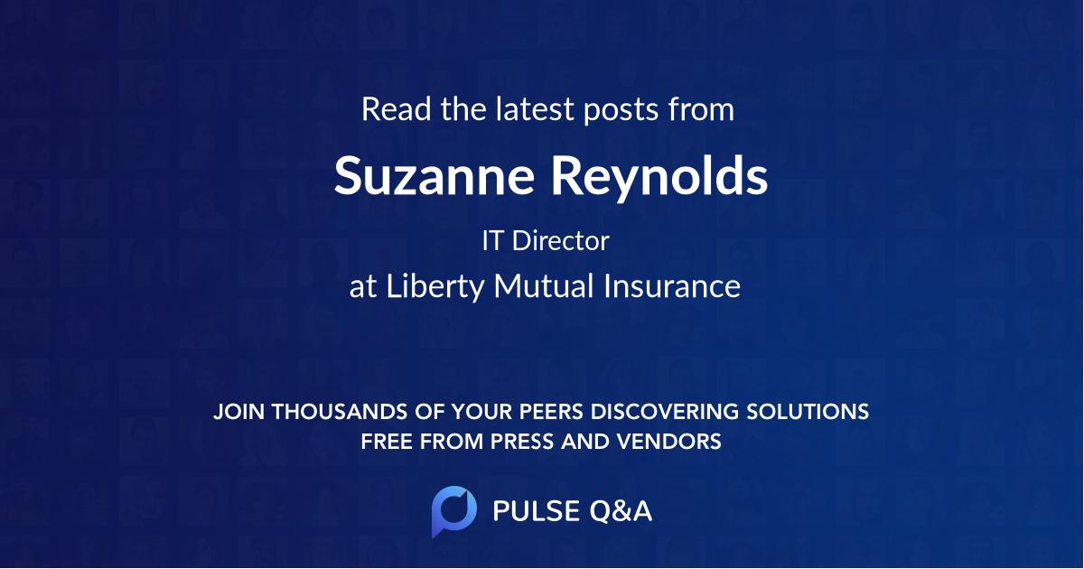 Suzanne Reynolds