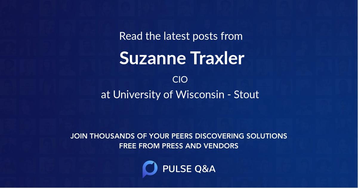 Suzanne Traxler