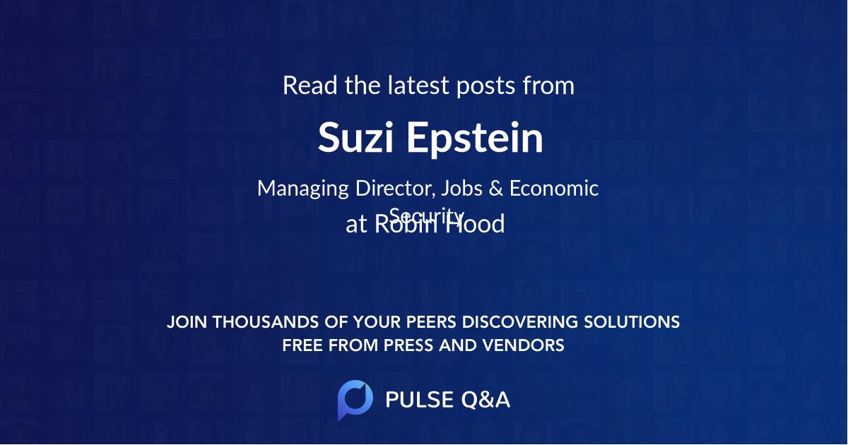 Suzi Epstein