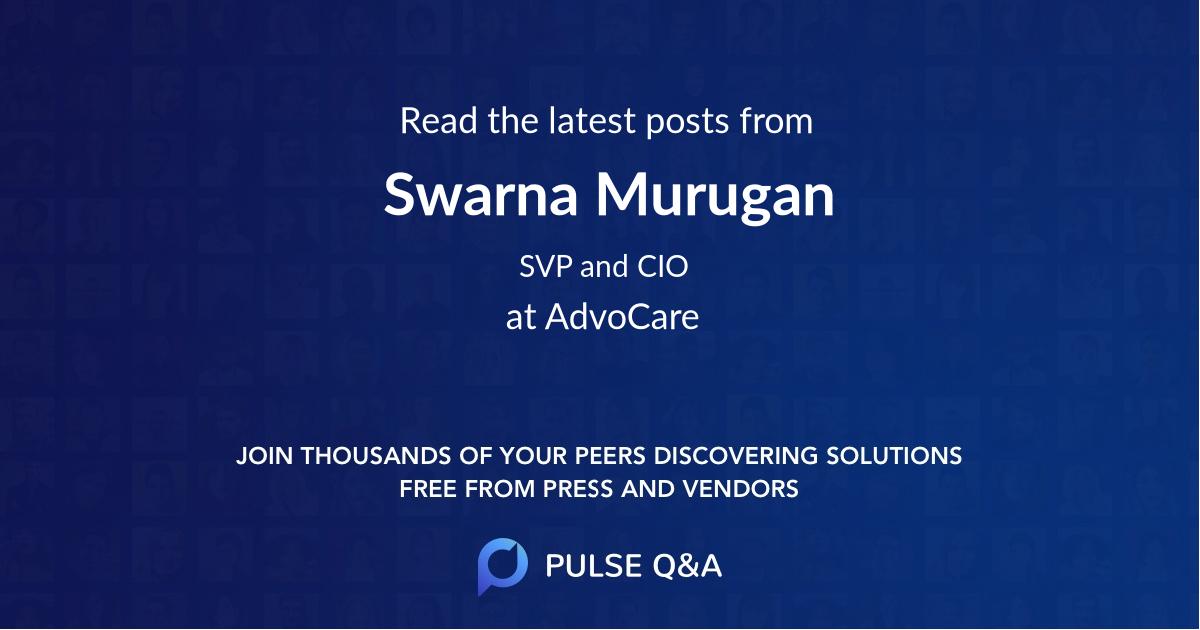 Swarna Murugan