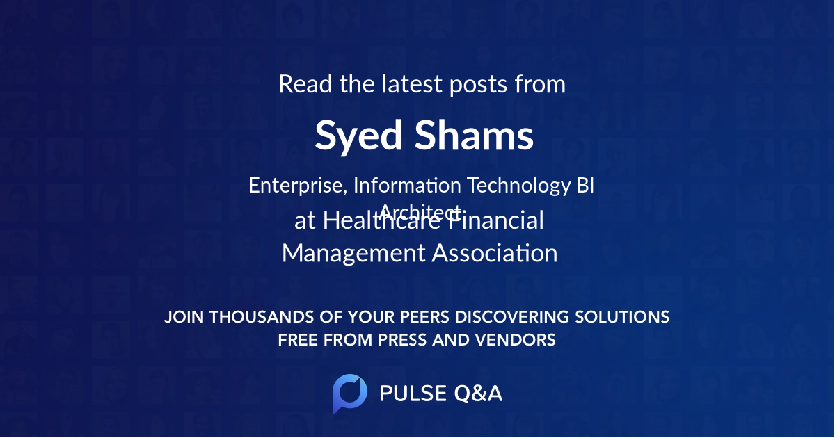 Syed Shams