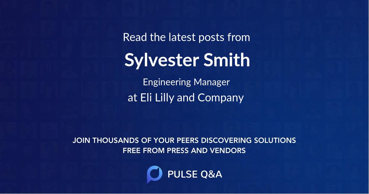 Sylvester Smith