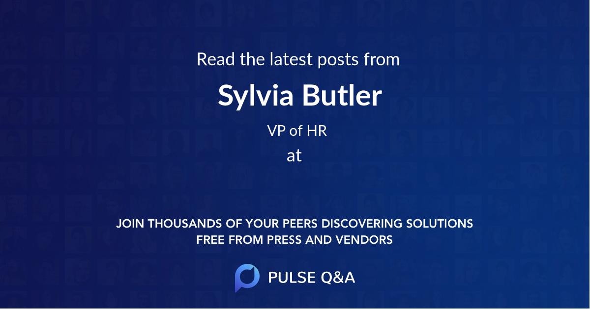 Sylvia Butler