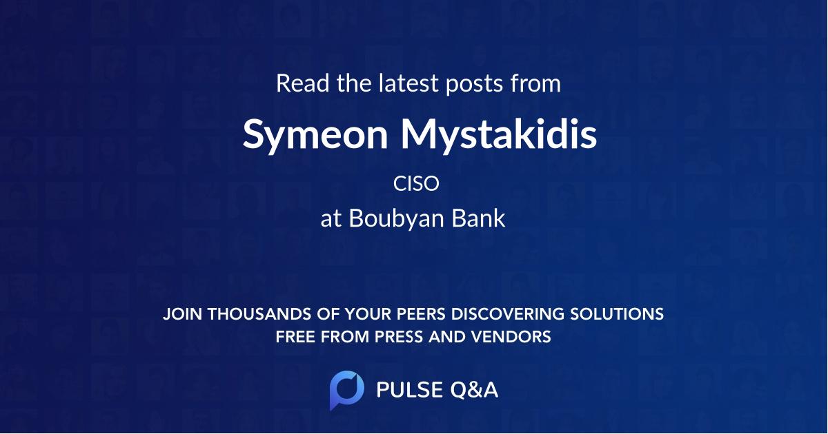 Symeon Mystakidis