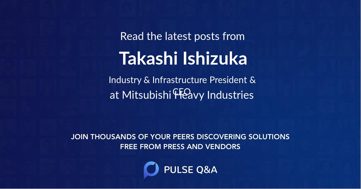 Takashi Ishizuka