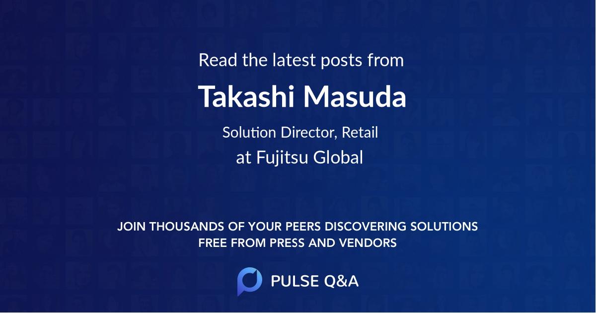 Takashi Masuda