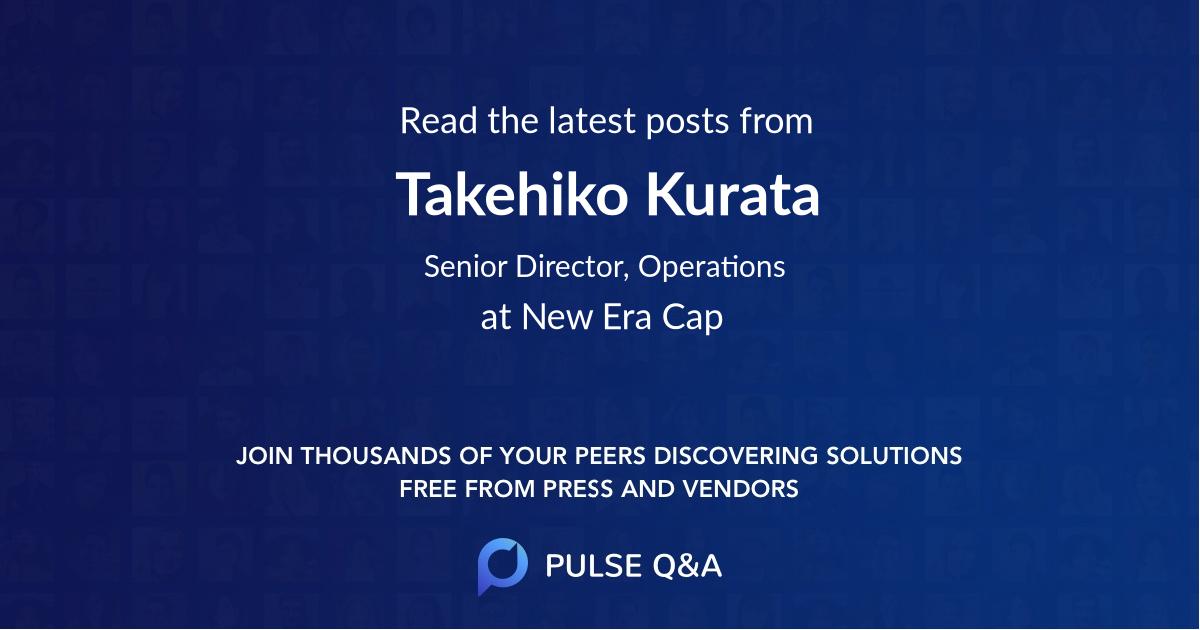 Takehiko Kurata