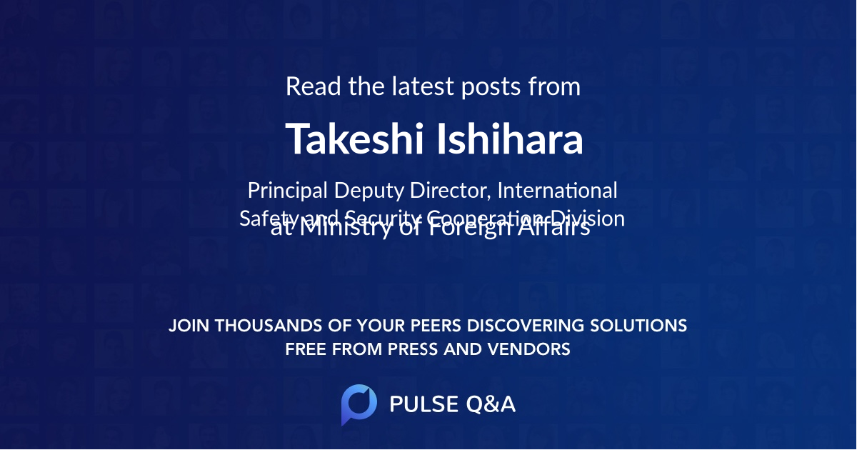 Takeshi Ishihara