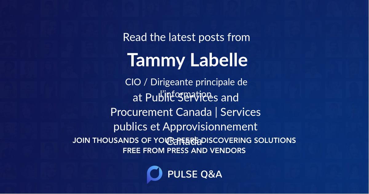 Tammy Labelle