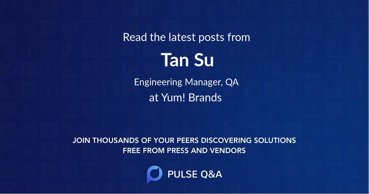Tan Su