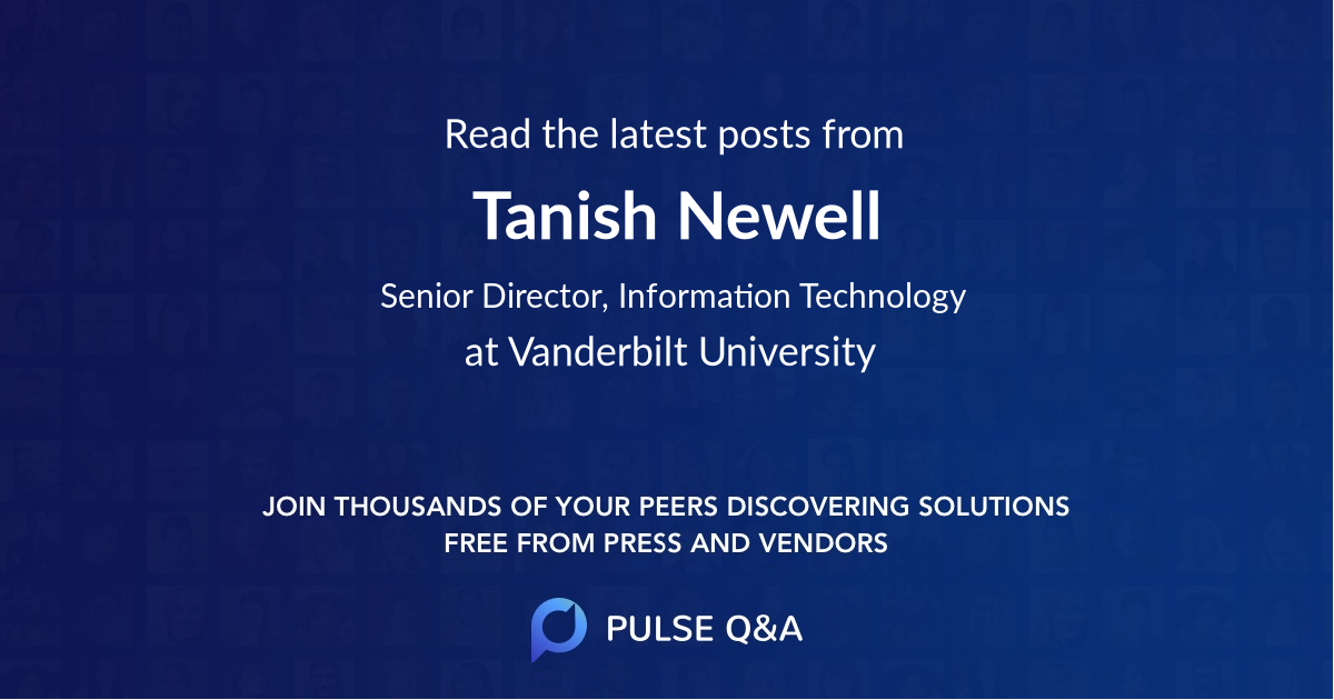 Tanish Newell