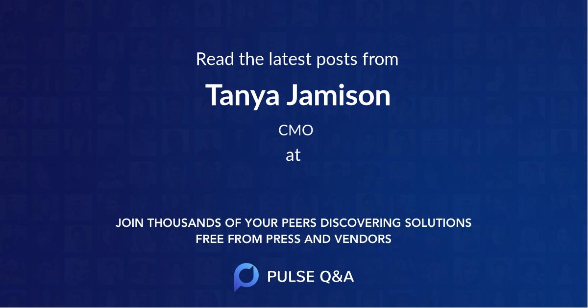 Tanya Jamison