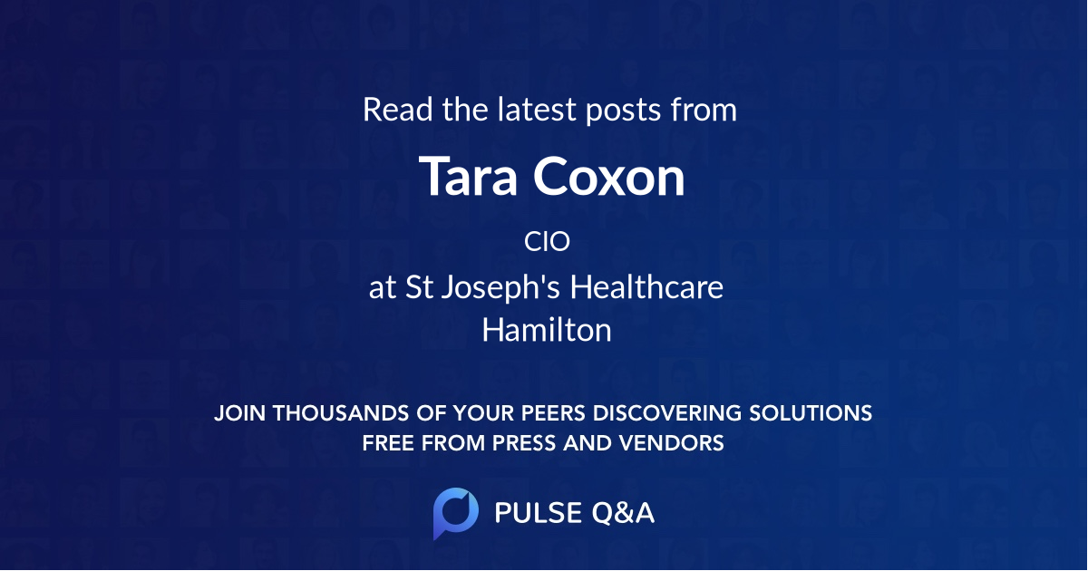 Tara Coxon